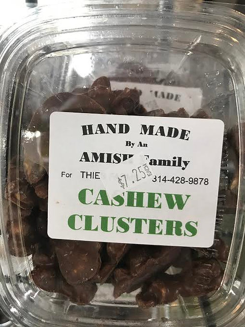 Amish Made Cashew Clusters
