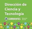 Logo de la DCyT - Dirección de Ciencia y