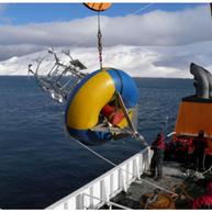 Boia meteo-oceanográfica  Antártica do INPE