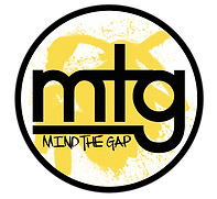 Mind The Gap Label