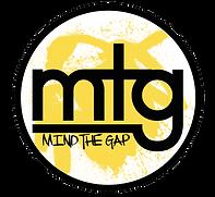 Mind The Gap Label