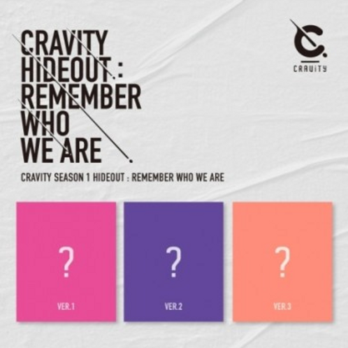 Cravity Season 1 - Hideout: Remember Who We Are