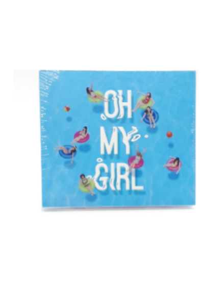 Oh My Girl Summer Special Album - Listen To My Word