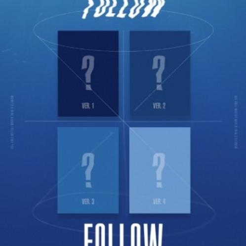Monsta X 7th Mini Album - Follow - Find You