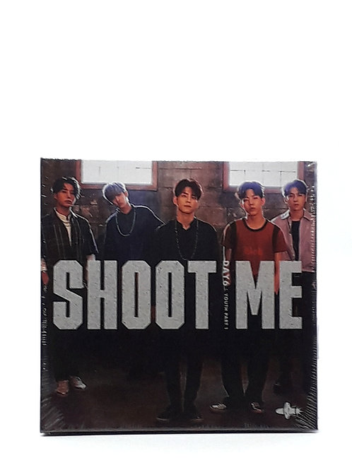 Day6 3rd Mini Album - Shoot Me: Youth Part 1