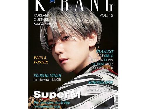 K*Bang Vol.15 - Nr.03/2019 - Baekhyun Cover