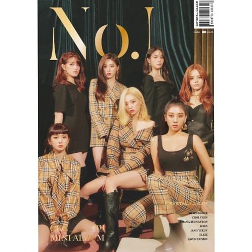 CLC 8th Mini Album - No.1