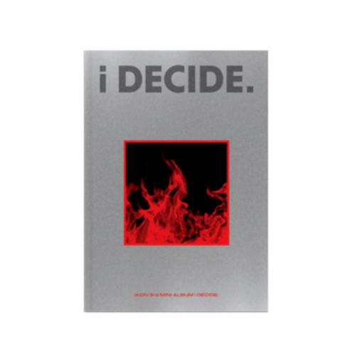 iKON 3rd Mini Album - i DECIDE