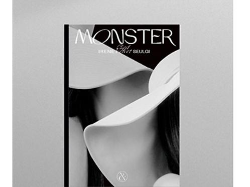 Red Velvet Irene & Seulgi 1st Mini Album - Monster (Base Note Version)