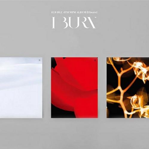 (G)I-DLE 4th Mini Album - I Burn