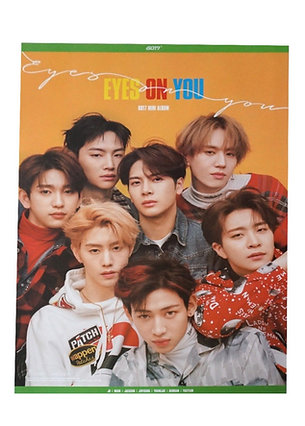 Got7 Poster - Eyes On You (ca. 53 x 68 cm)