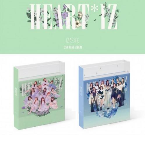IZ*ONE 2nd Mini Album - HEART*IZ