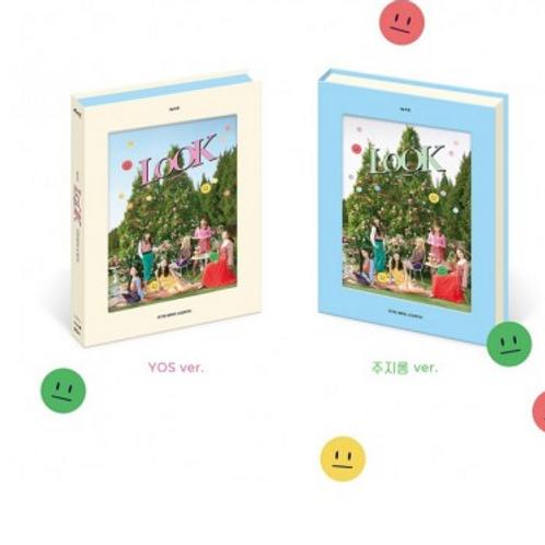 Apink 9th Mini Album - Look