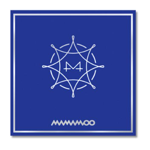 Mamamoo 8th Mini Album - BLUE;S