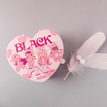 Offizielle Blackpink Schmuckbox mit Spiegel