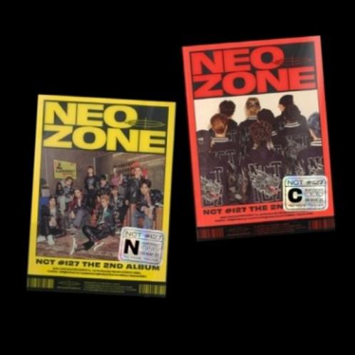 NCT 127 2nd Album - Neo Zone