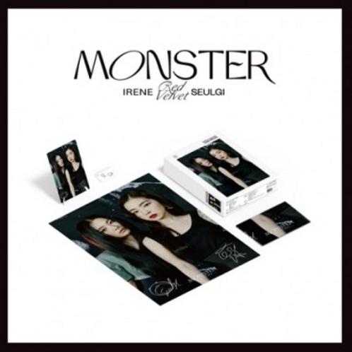Offizielles Red Velvet Monster Puzzle 1000 Teile - Irene & Seulgi