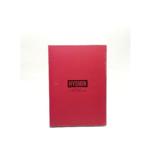 Hyomin 3rd Mini Album - Allure