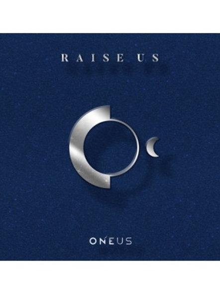 ONEUS 2nd Mini Album - Raise Us