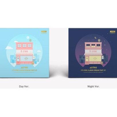 Astro 4th Mini Album - Dream Part. 01