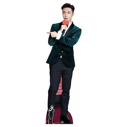 EXO Pappaufsteller - Lay (Lebensgroß)