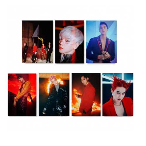 Offizielles X-EXO Poster - Obsession (ca. 61 x 92cm)