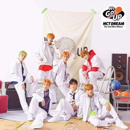 NCT Dream 2nd Mini Album - We Go Up