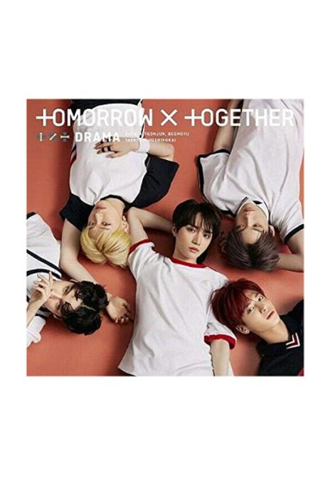 TXT Japanese Album - Drama