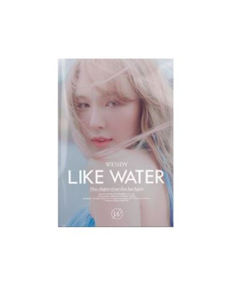 Wendy 1st Mini Album - Like Water (Photobook Version)