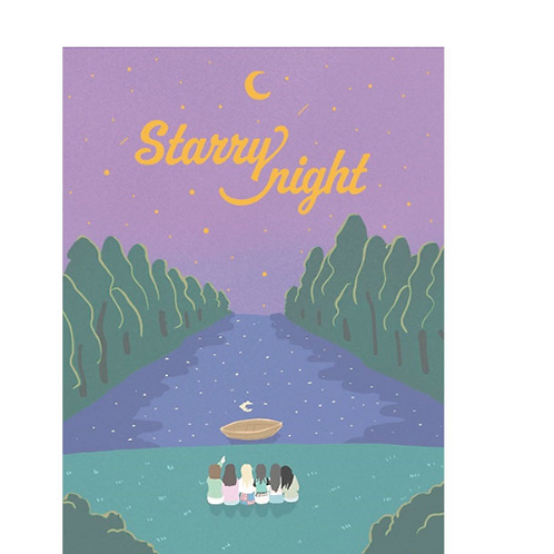 Momoland Special Album - Starry Night
