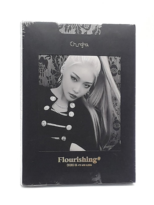 Chung Ha 4th Mini Album - Flourishing
