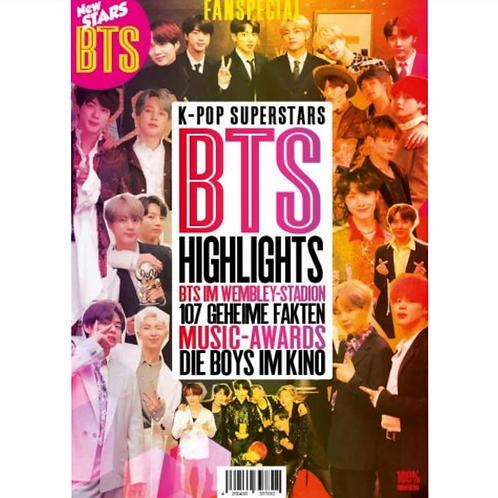 New Stars Special BTS Highlights - 01/2020