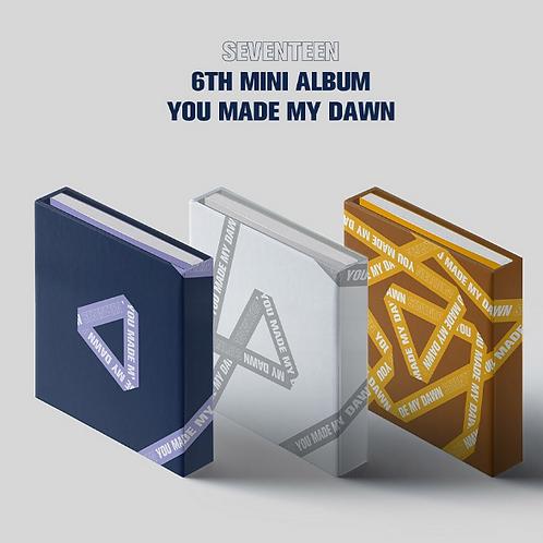 Seventeen 6th Mini Album - You Made My Dawn