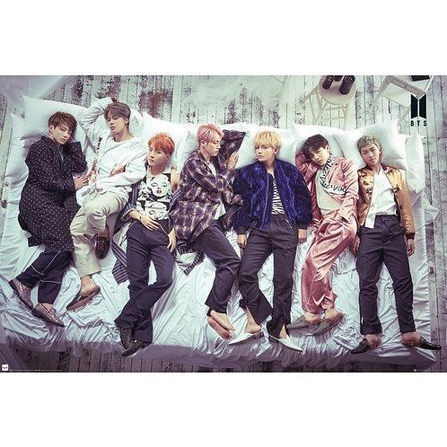 BTS Poster #4 (91,5 x 61cm)