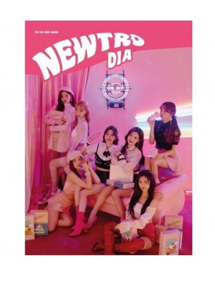 DIA 5th Mini Album - Newtro