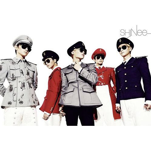 SHINee Poster #1 (91,5 x 61cm)