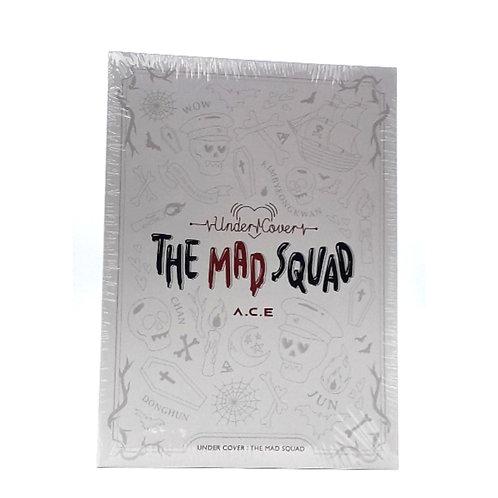 A.C.E 3rd Mini Album - Under Cover : The Mad Squad