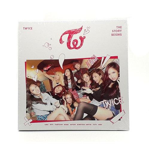 Twice 1st Mini Album - The Story Begins