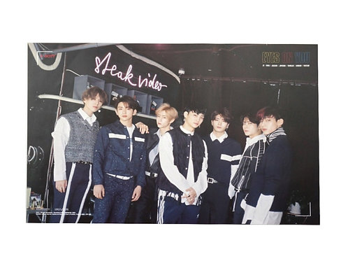 Got7 Poster - Eyes On You (ca. 68 x 53 cm)
