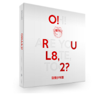 BTS 1st Mini Album - O! RUL8,2?