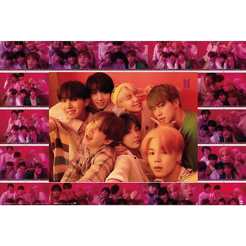 BTS Poster #5 (91,5 x 61cm)