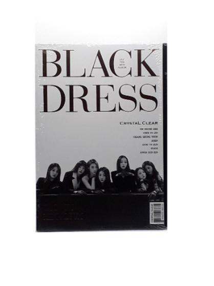 CLC 7th Mini Album - Black Dress