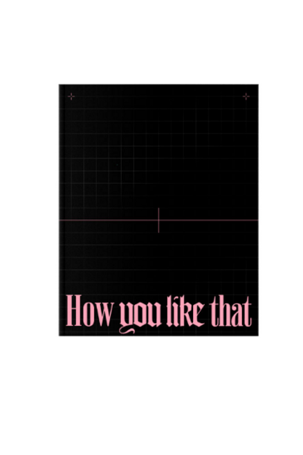 Blackpink Album - How You Like That (Special Edition)