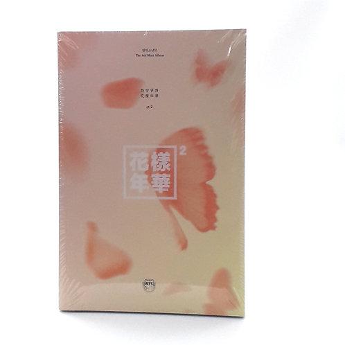 BTS 4th Mini Album - In The Mood For Love Pt.2