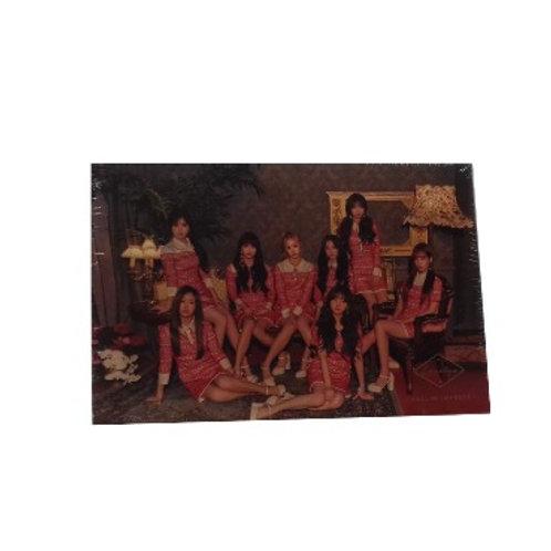 Lovelyz 3rd Mini Album - Fall In Lovelyz