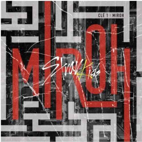 Stray Kids 4th Mini Album - Clé 1: Miroh