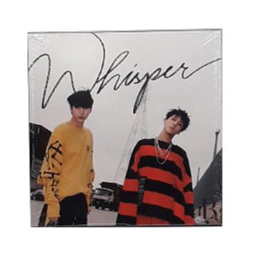 VIXX LR 2nd Mini Album - Whisper