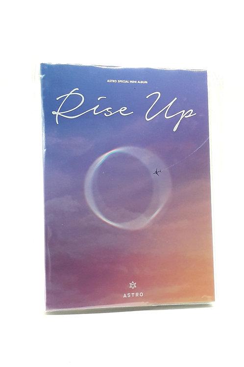 Astro 2nd Special Mini Album - Rise Up