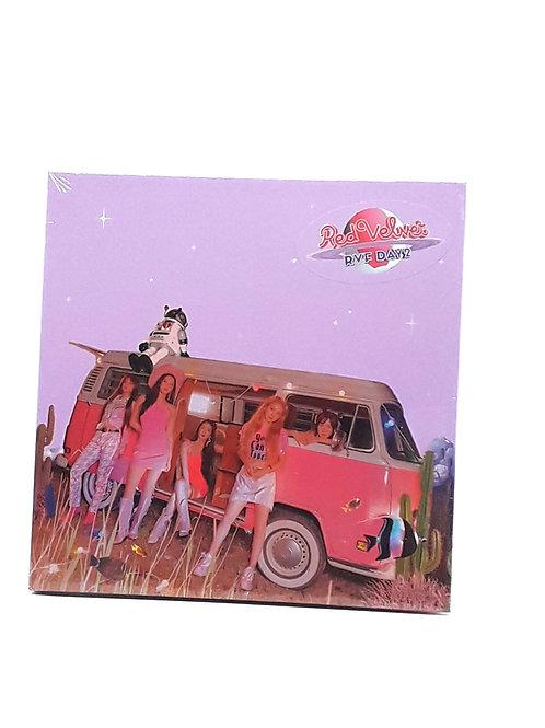 Red Velvet 9th Mini Album - The ReVe Festival Day 2