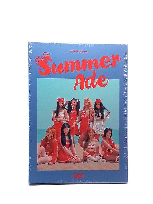 DIA 4th Mini Album - Summer Ade